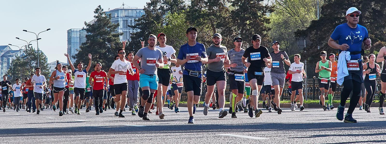 2 дня до Алматы марафона - как готовятся участники и организаторы
