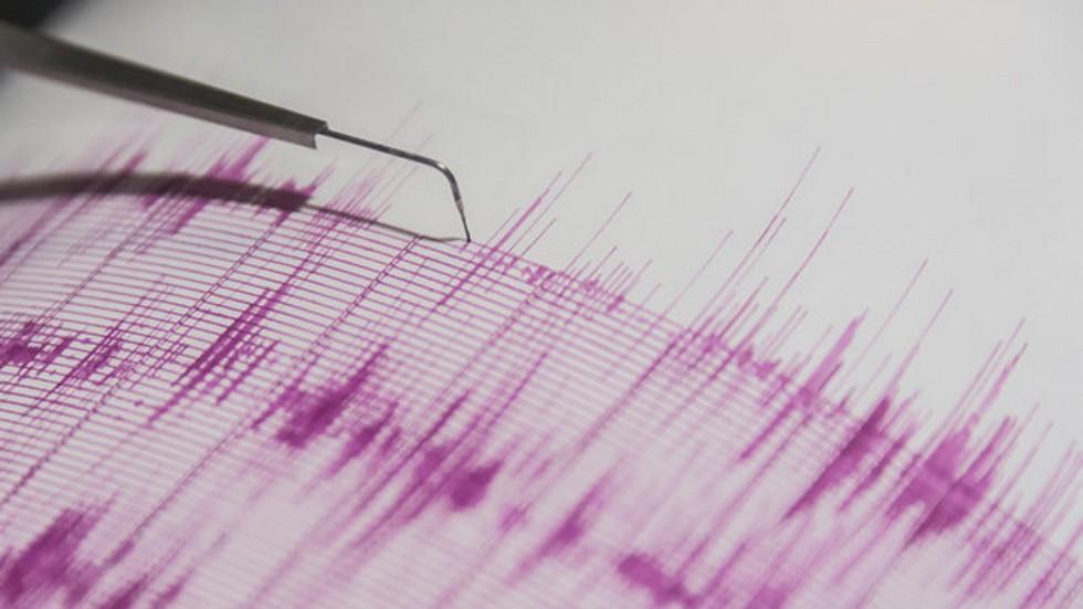Землетрясение произошло рядом с Алматы