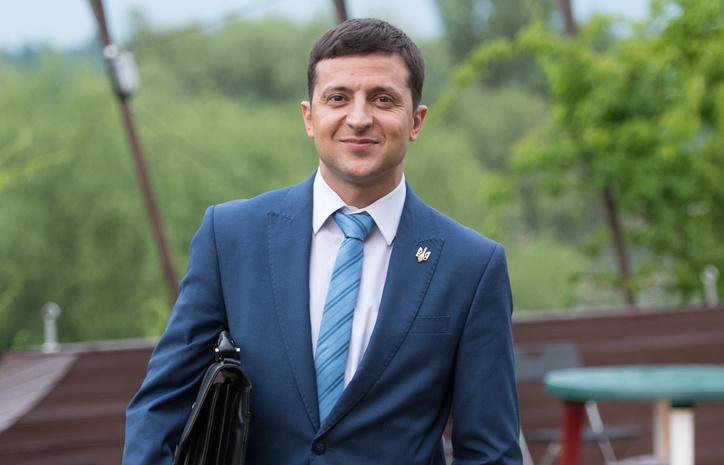 Выборы на Украине: Владимир Зеленский набрал 73,2% голосов