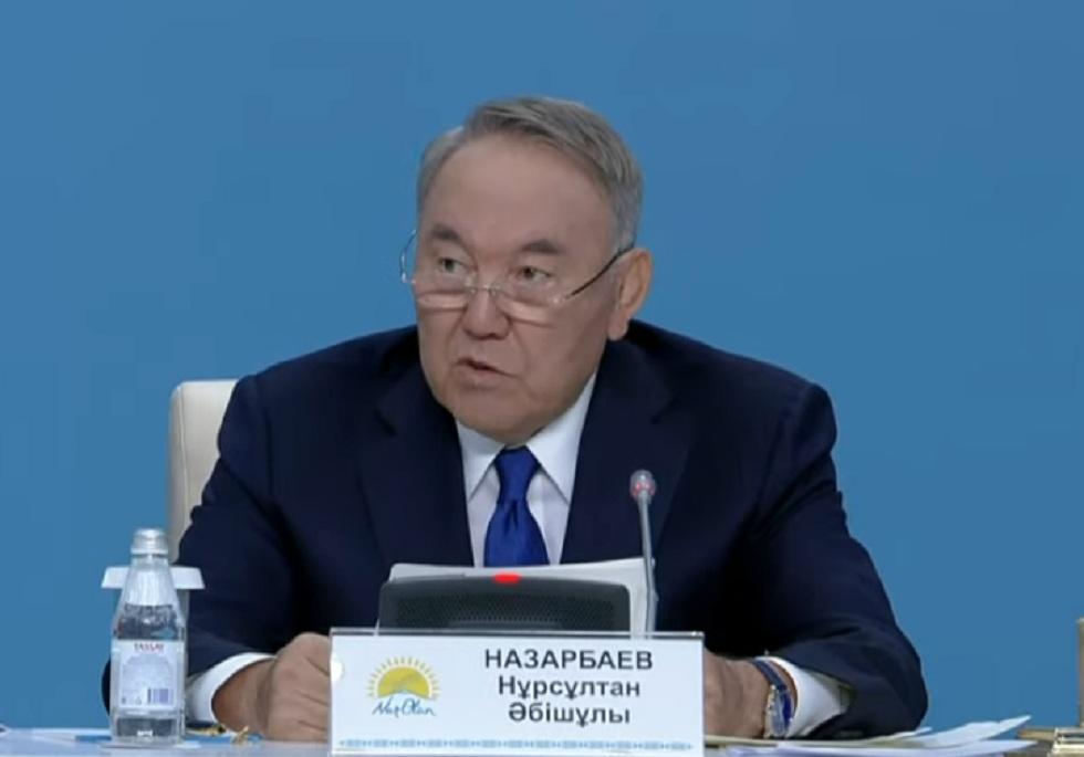 Нурсултан Назарбаев: Казахстан ждет хорошее и светлое будущее