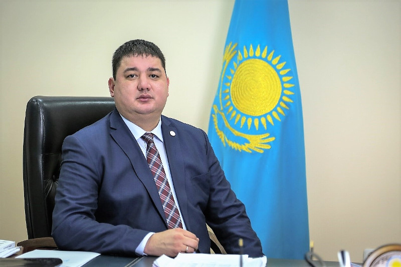 Назначен заместитель акима Нур-Султана
