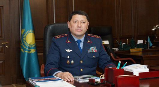 Глава департамента полиции назначен в Нур-Султане