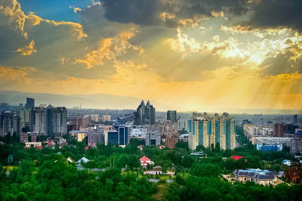 Количество жителей Алматы превысило 1,8 млн человек