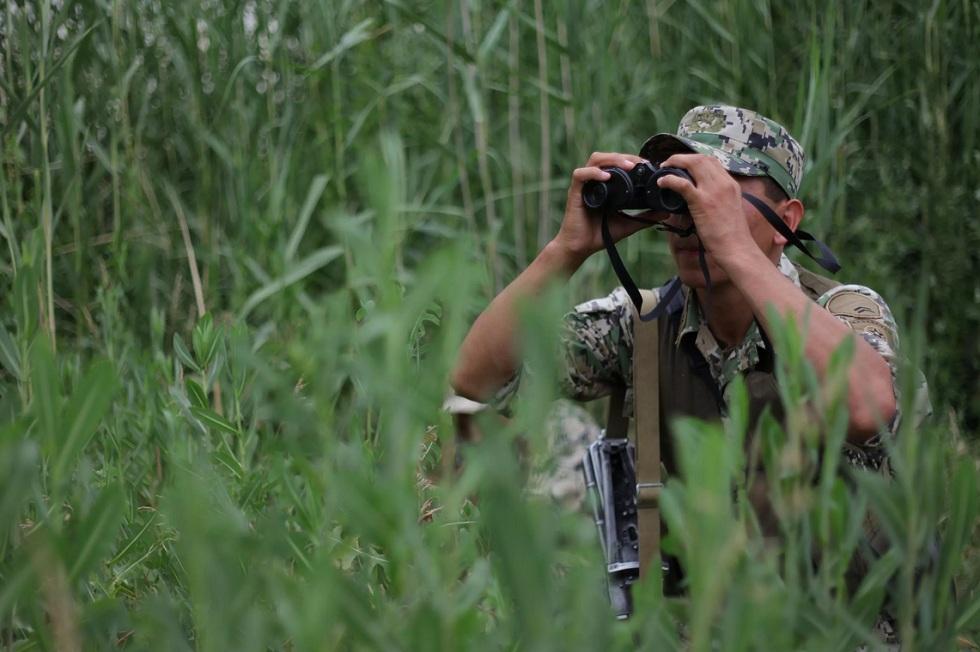 Заблудившегося россиянина задержали костанайские пограничники