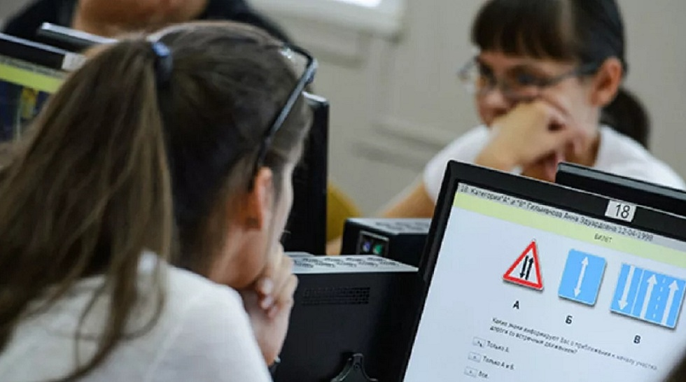 МВД РК отказалось от проведения экзаменов на водительские права