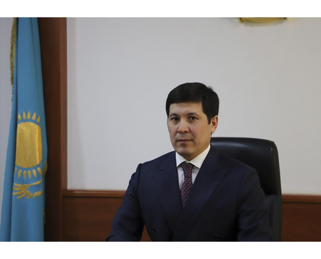 Председателем Комитета финансового мониторинга назначен Абылкаир Скаков