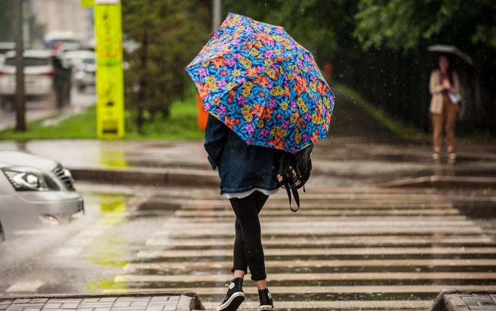 Дожди, град и низовая метель: прогноз синоптиков на 26 апреля в Казахстане