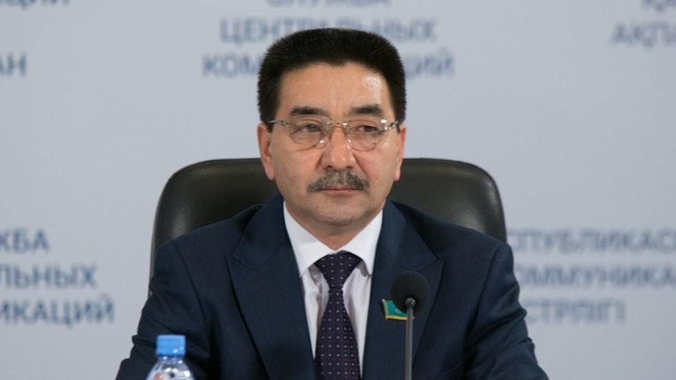 Жамбыл Ахметбеков ҚКХП атынан президенттік сайлауға кандидат ретінде бекітілді