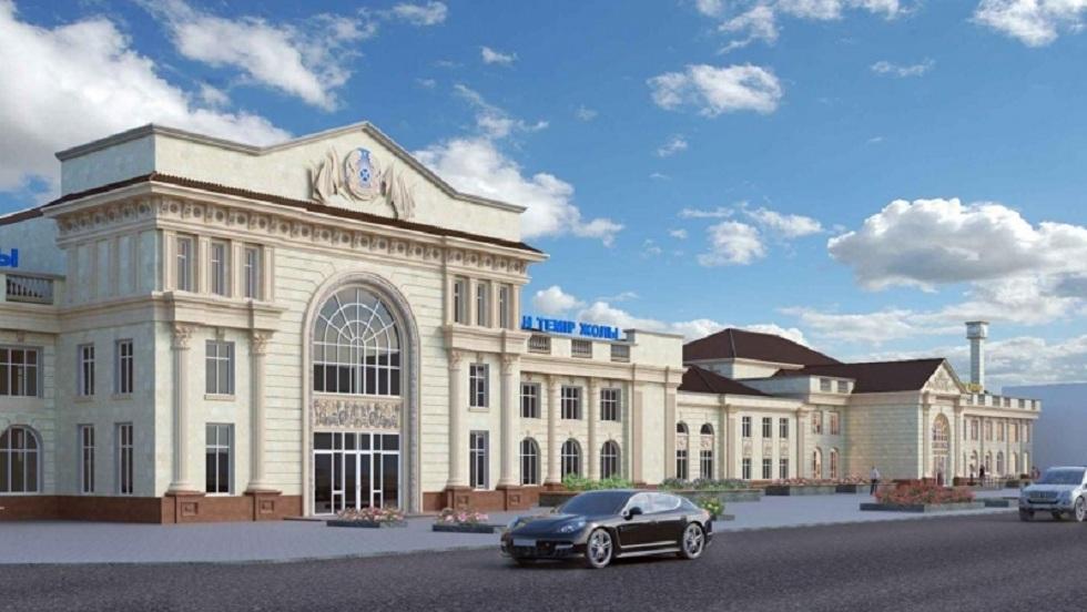 Как изменится ж/д вокзал Караганды после реконструкции (фото)