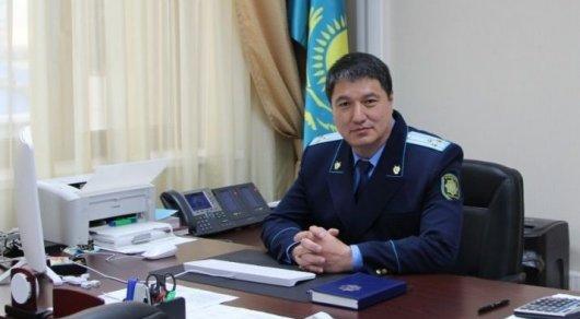 Новый прокурор назначен в Нур-Султане