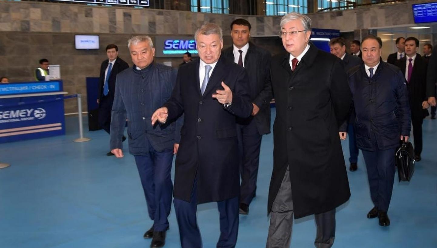 Казахстану грозит дефицит электроэнергии к 2030 году - Токаев