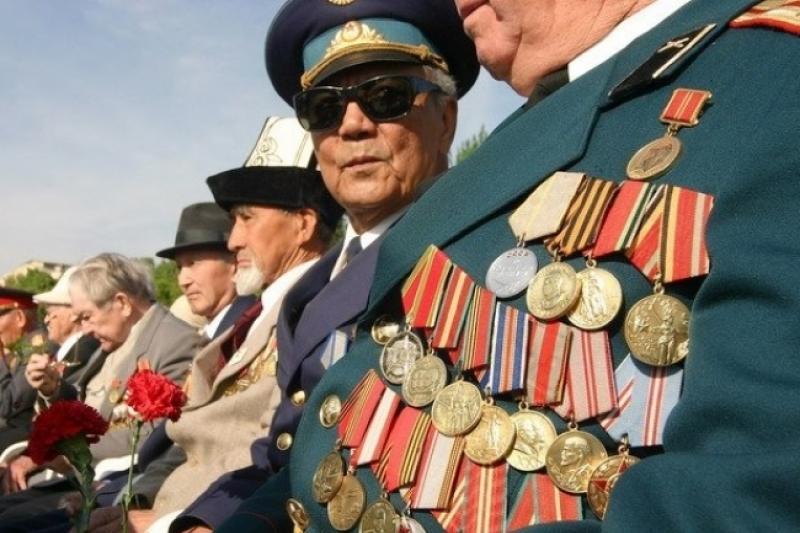 Ветеранам в столице в честь Дня Победы выплатят по 519 тысяч тенге