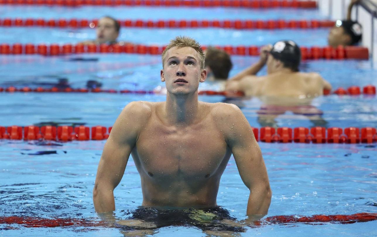 Дмитрий Баландин завоевал лицензию на участие в Олимпиаде в Токио