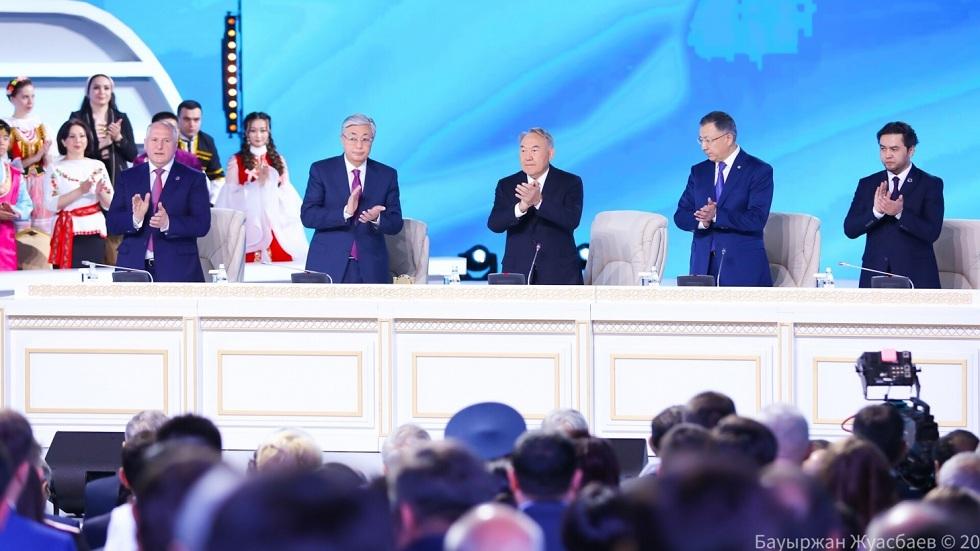 АНК намерена создать клуб зарубежных друзей в Казахстане