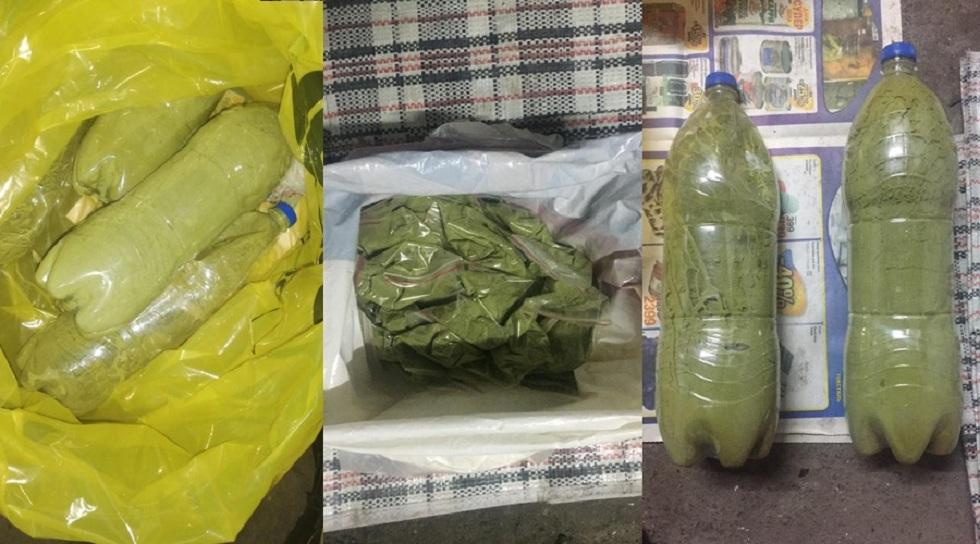 Несколько спецопераций по задержанию наркосбытчиков провели полицейские Алматы