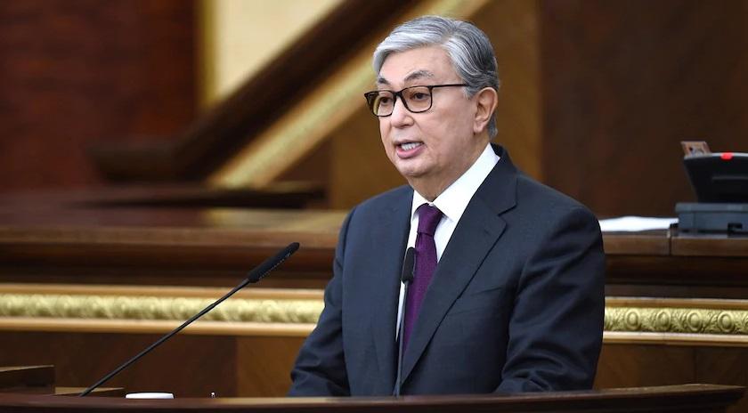 Президент Касым-Жомарт Токаев прибыл в Алматы