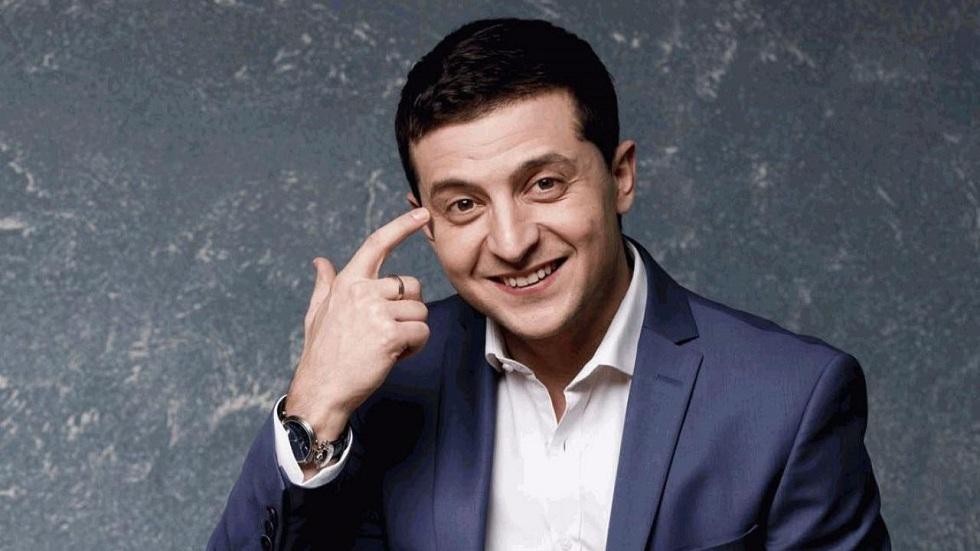 ЦИК Украины официально объявила Зеленского победителем на выборах президента