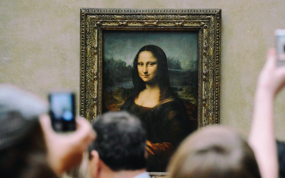 """""""Мона Лиза"""" признана самой """"неинтересной"""" достопримечательностью Европы"""