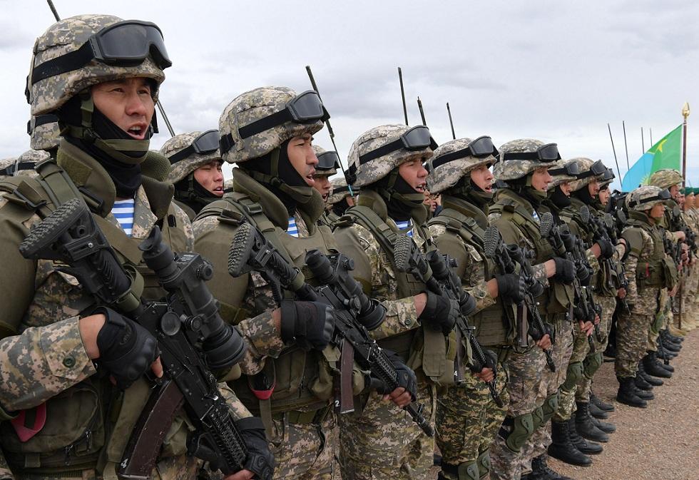 Касым-Жомарт Токаев: у Казахстана сильная и мобильная армия