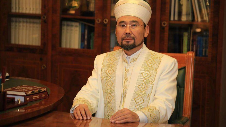 Верховный муфтий Казахстана призвал верующих помогать многодетным семьям
