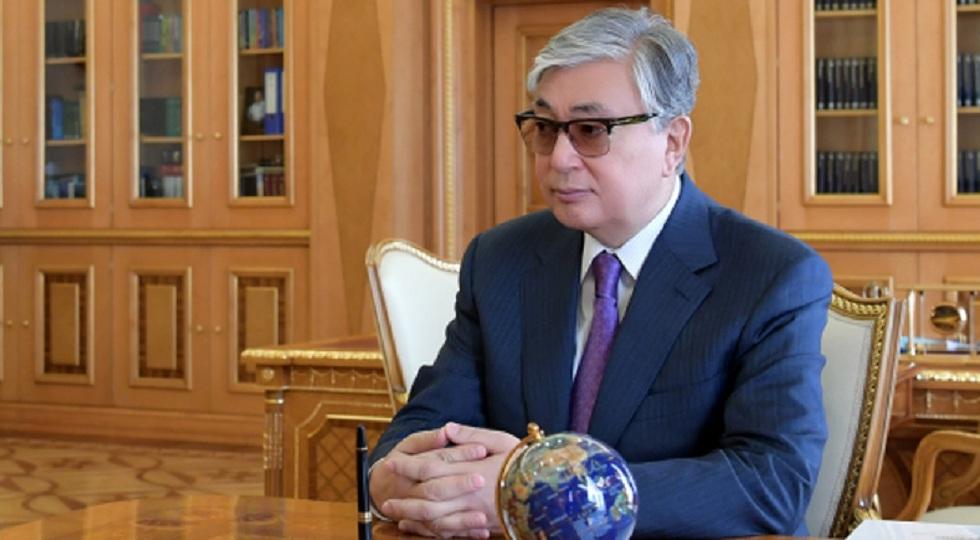Предвыборный штаб Касым-Жомарта Токаева открылся в столице