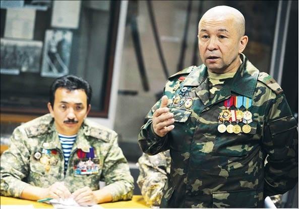 Афганцы намерены защитить 9 мая  от политических инсинуаций