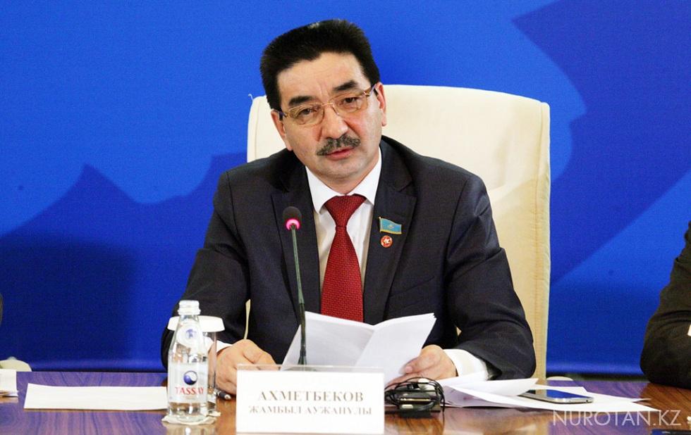 Коммуниста Ахметбекова зарегистрировали кандидатом в президенты