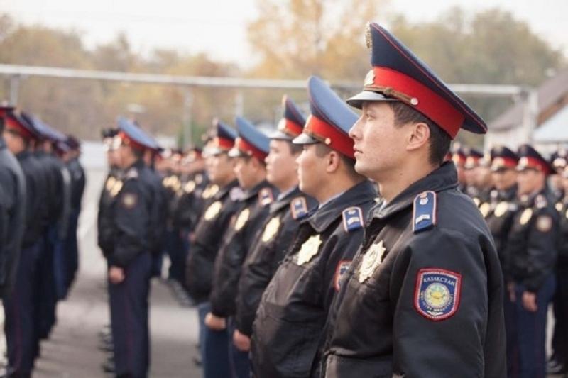 Полиция Алматы примет беспрецедентные меры безопасности на 9 мая