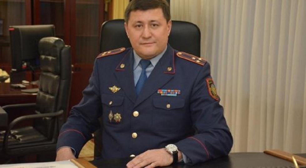 В Департаменте полиции СКО назначен новый начальник