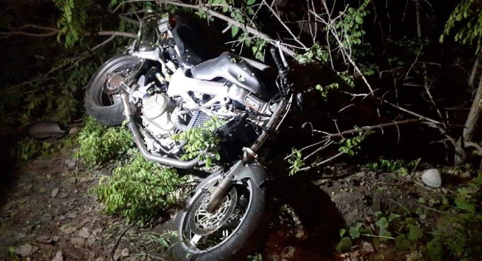 Мотоциклист сбил насмерть пешехода в Алматы и погиб сам