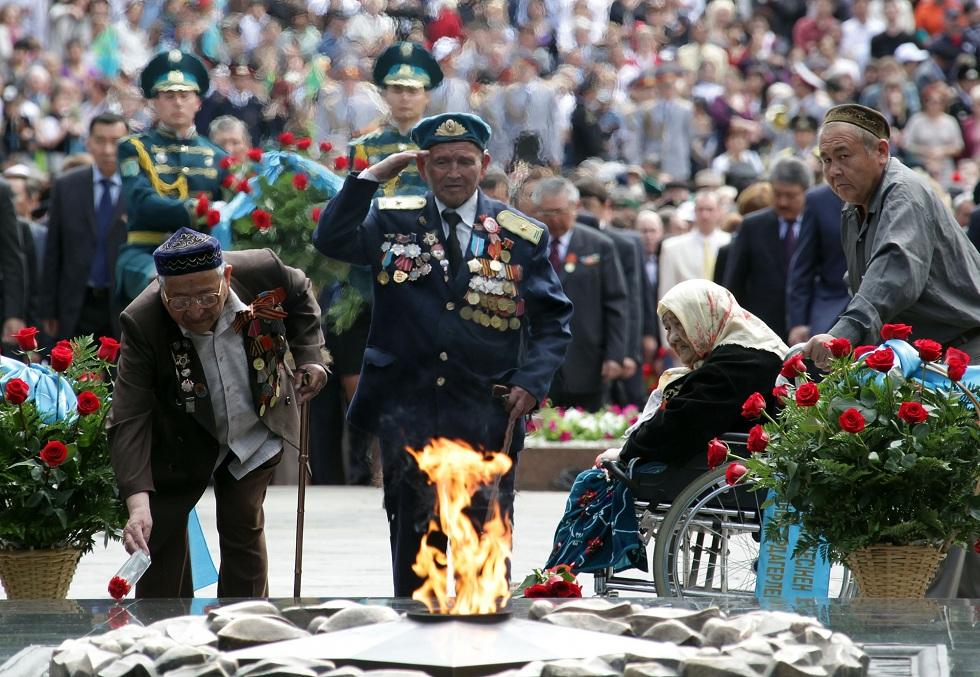 9 мая в Алматы: программа праздника