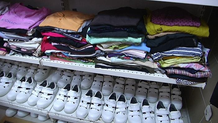 Бесплатный магазин открылся в микрорайоне Айнабулак в Алматы