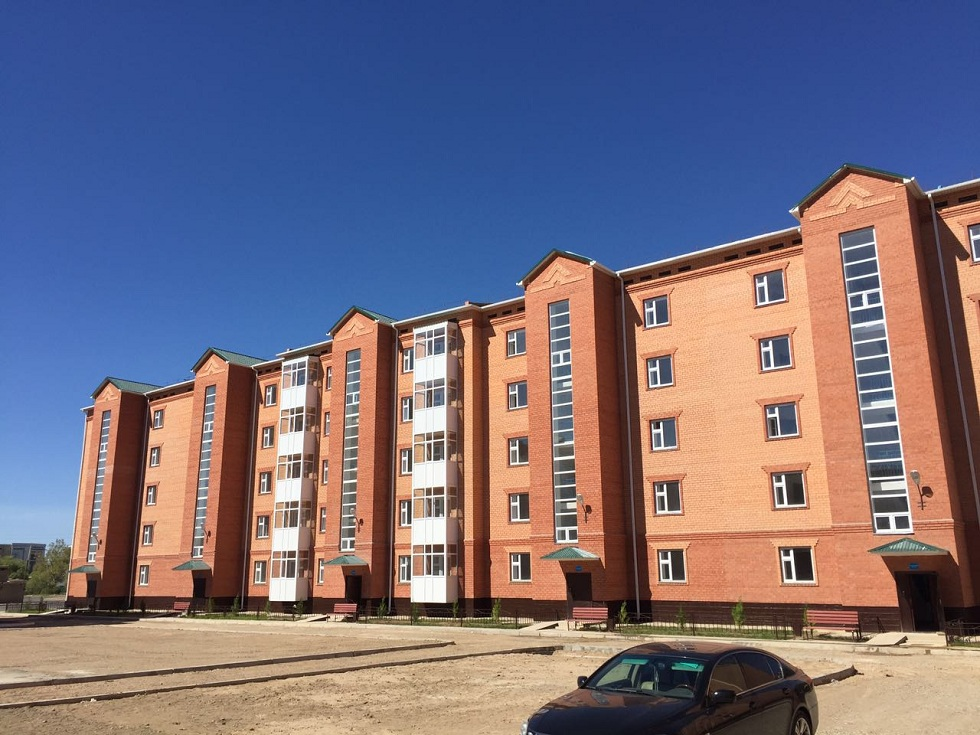 Жилье для многодетных семей в Казахстане: есть право выбора