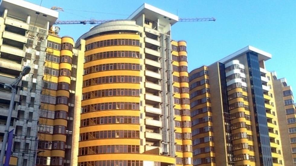 1 место в СНГ по строительству жилья занял Казахстан