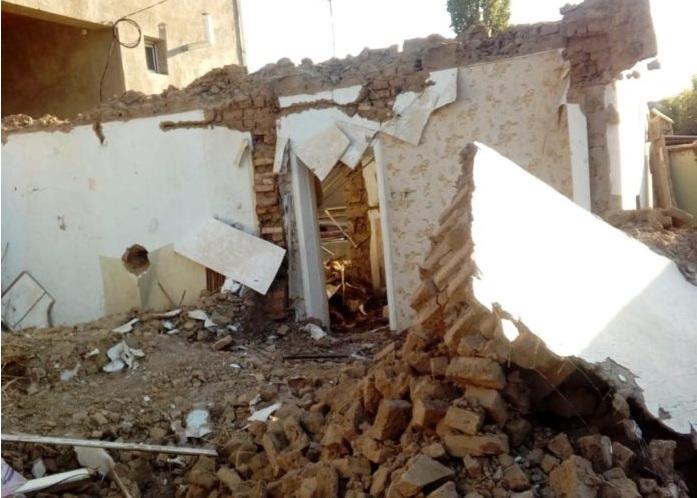 Стена придавила насмерть двух мужчин в Шымкенте