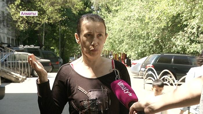 Снести аварийное общежитие просят жители Ауэзовского района Алматы