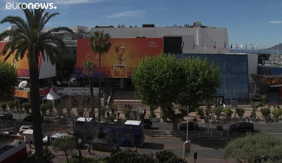 Кинофестиваль в Каннах открылся в 72-й раз