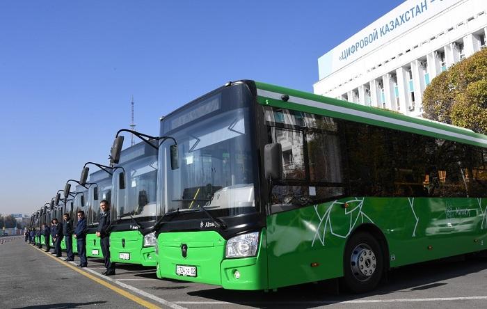 В день выборов проезд в общественном транспорте Алматы будет бесплатным