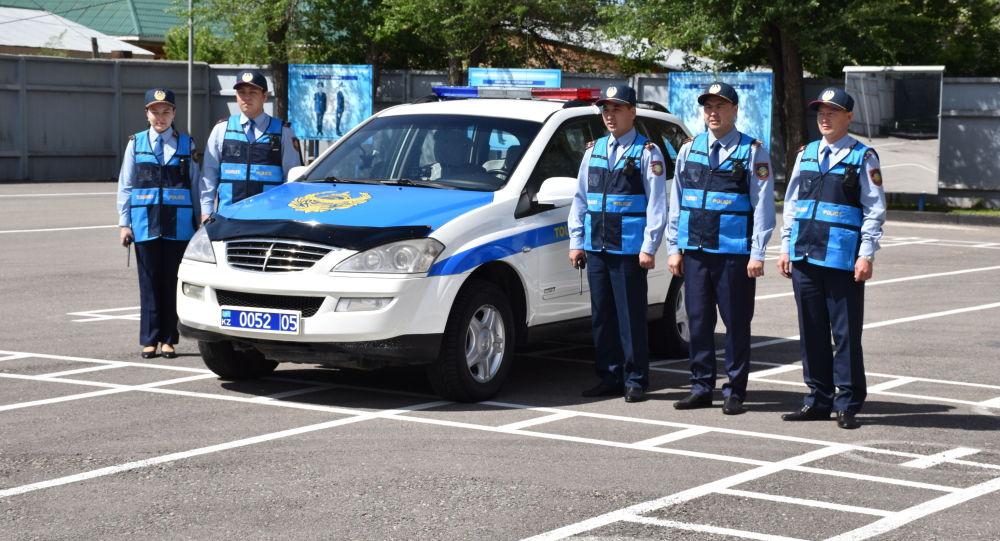 Туристская полиция появилась на Алаколе