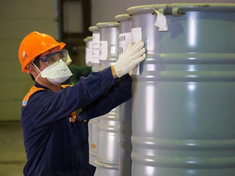Банк низкообогащенного урана заработает в Казахстане в 2019 году