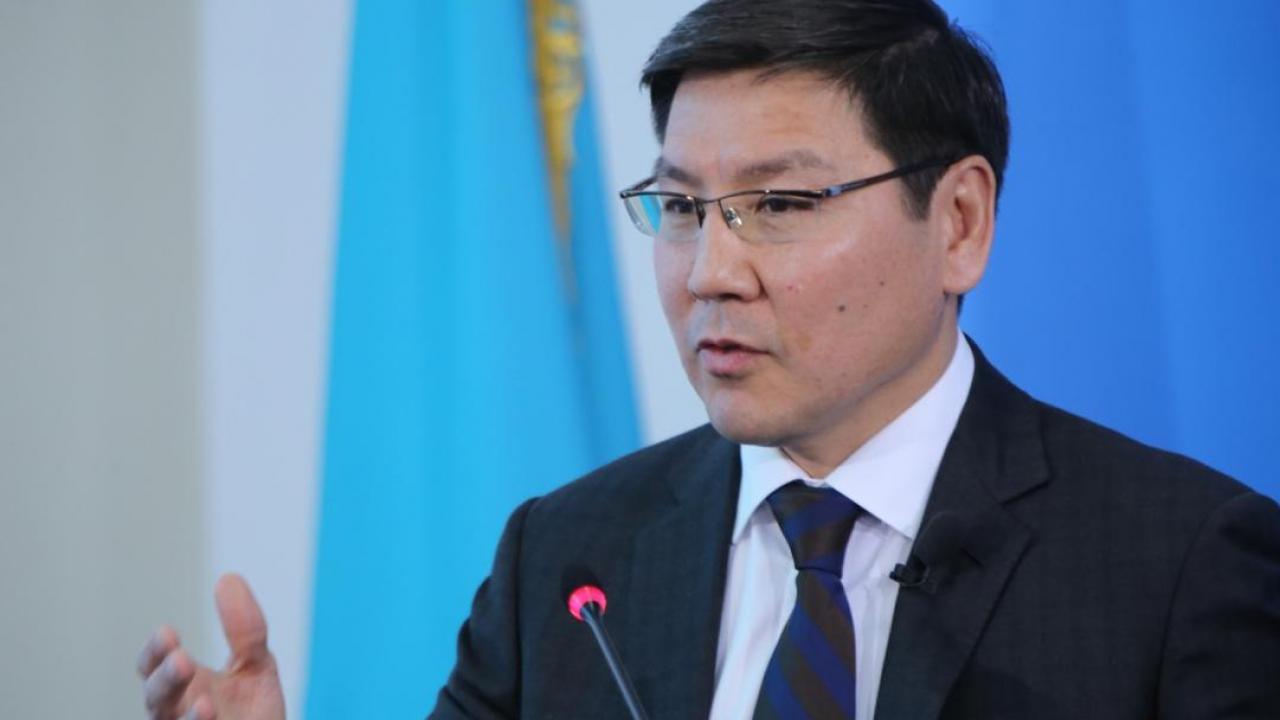 Аскару Жумагалиеву задали вопрос о блокировке Интернета в Казахстане