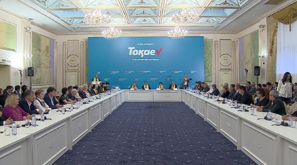 О поддержке предпринимателей Касым-Жомартом Токаевым рассказали его представители в Алматы