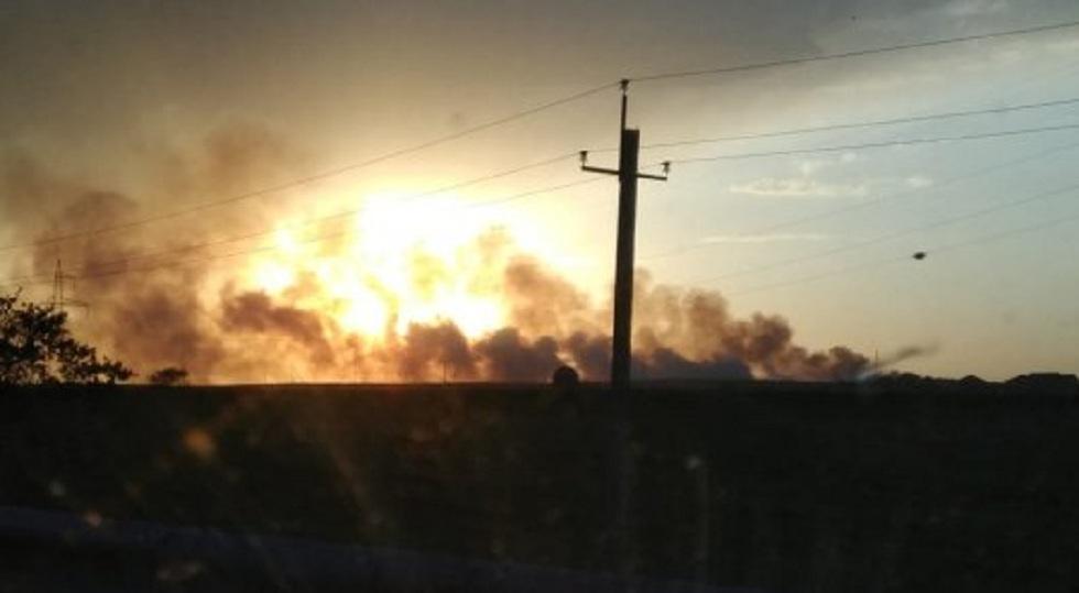 Сильный запах гари и дыма почувствовали жители Алматы