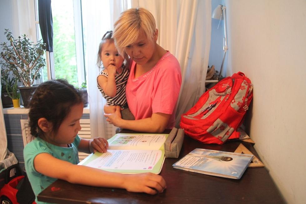 На что потратили алматинские многодетные семьи выплаты АСП
