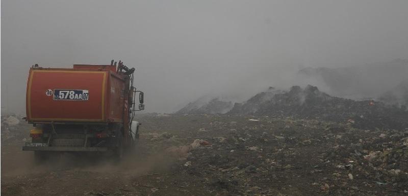 Критического содержания вредных веществ в воздухе нет - ДЧС Алматы