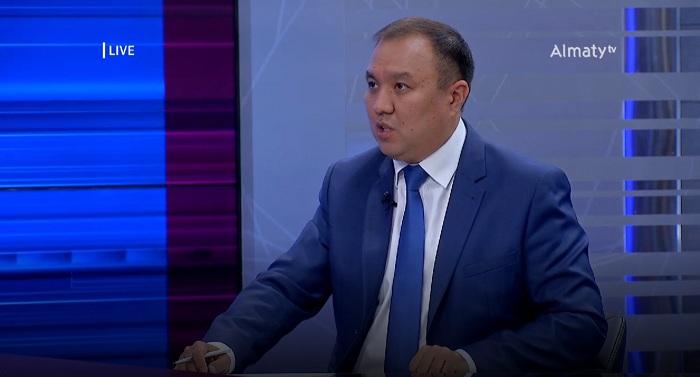 Аким Ауэзовского района рассказал о строительстве новой школы на 1200 мест