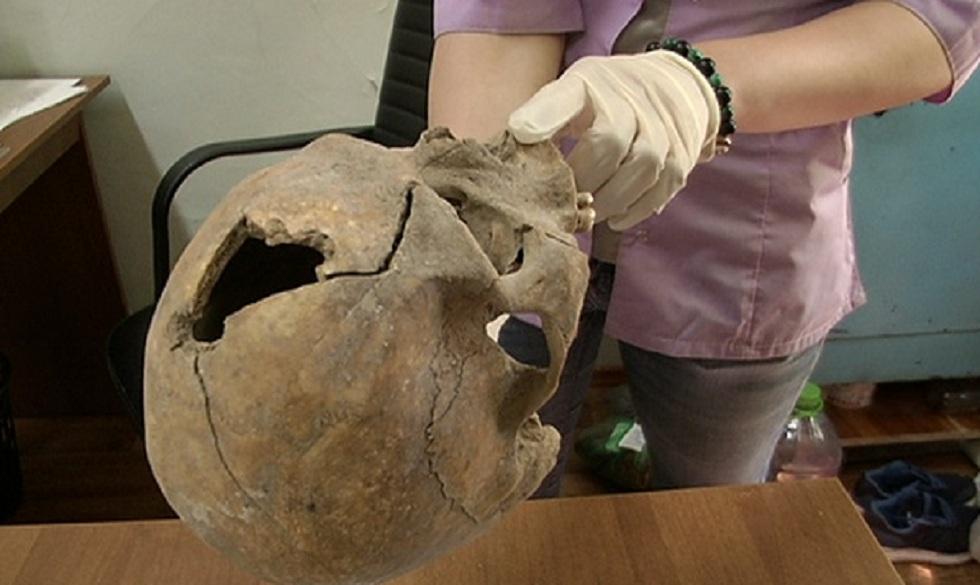 Найденные в поселке Жаналык человеческие останки могут принадлежать представителям казахской интеллигенции