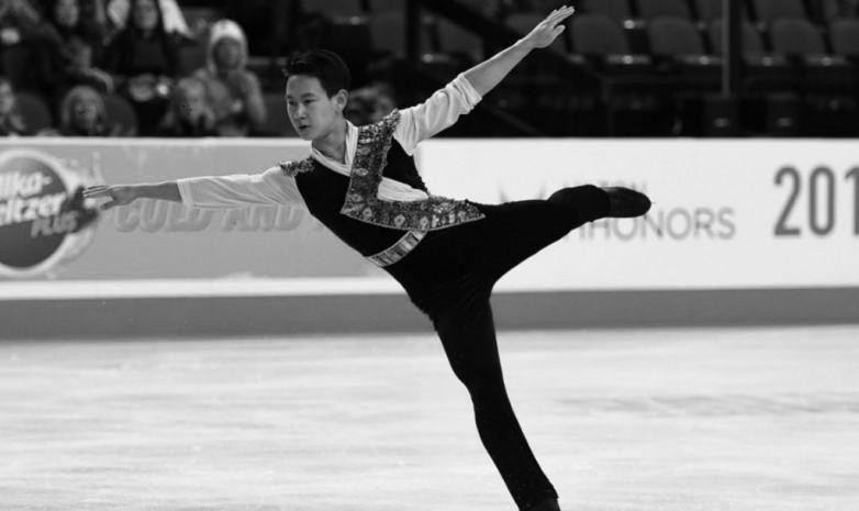 В память о Денисе Тене в Алматы пройдет турнир по фигурному катанию