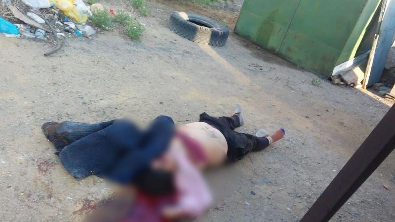 Неизвестный убил топором кассира АЗС в Сатпаеве