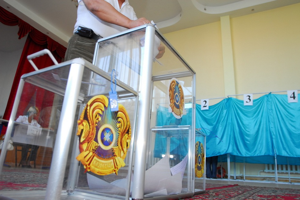 Центризбирком подсчитал количество избирателей в Казахстане